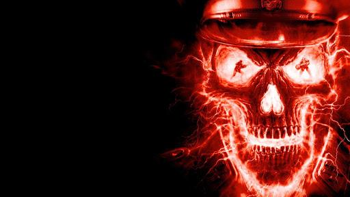 Skull Pack 2 HD Live Wallpaper