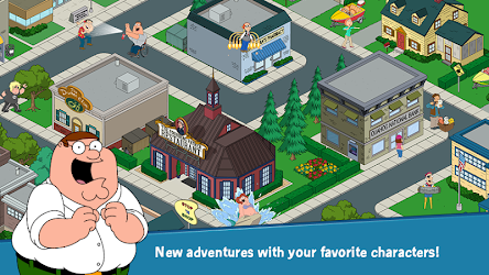 Family Guy The Quest for Stuff 1.53.1 (Free Shopping) MOD Apk 4