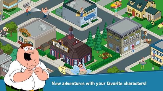 Family Guy The Quest for Stuff Screenshot 34