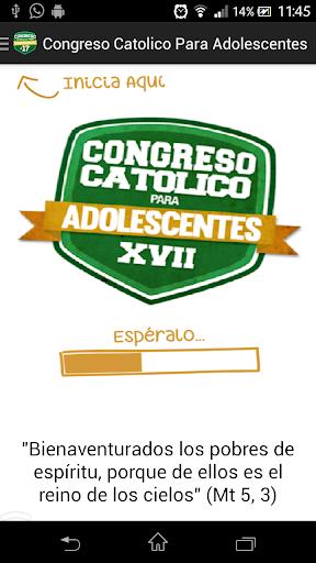 Congreso Católico Adolescentes