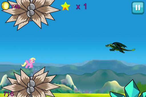 Little Flying Pony Dash 2 FULL