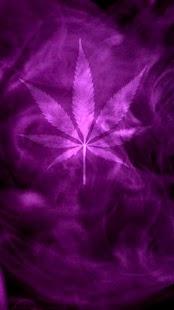 Marijuana Live Wallpaper - Purple Haze- screenshot thumbnail