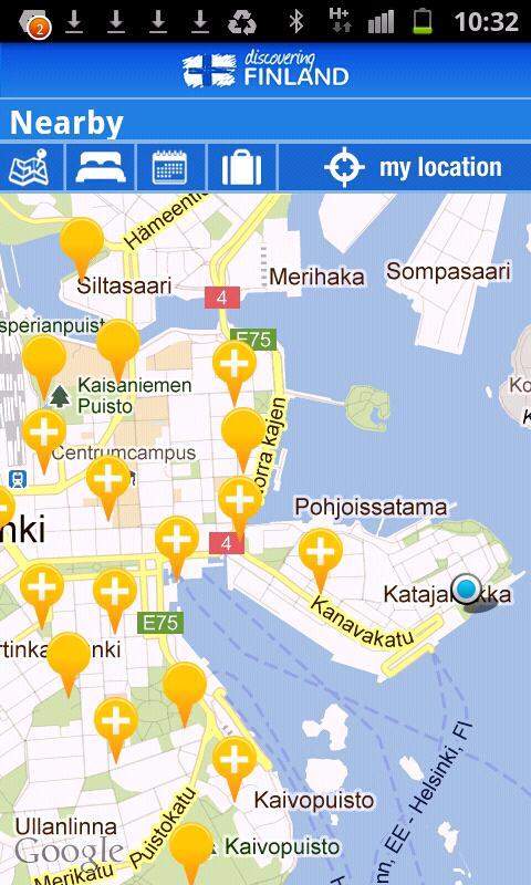 Finland Travel Guide - screenshot