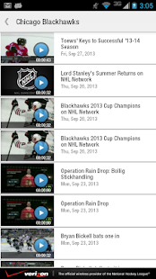 NHL GameCenter™ - screenshot thumbnail