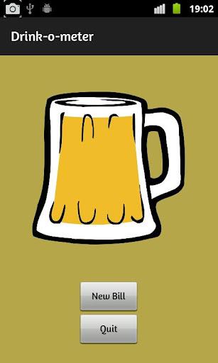 Drink-o-meter