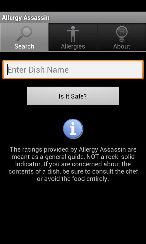 Allergy Assassin - screenshot