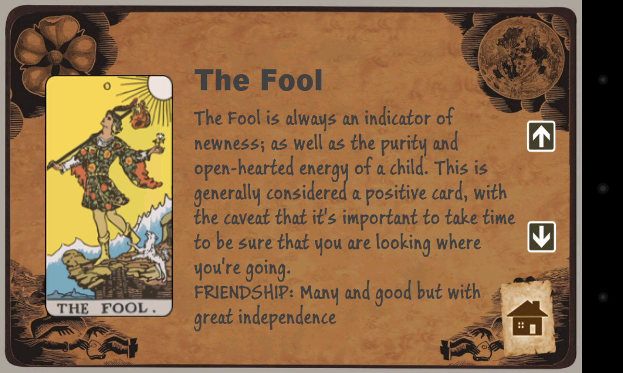 Tarot Cards Free - screenshot