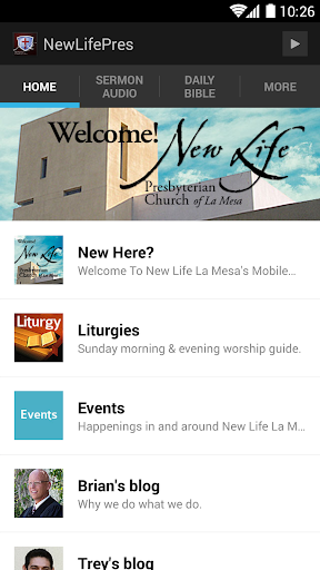 New Life La Mesa Presbyterian