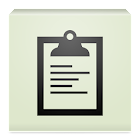 Clipboard# icon