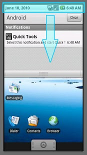 Quick Tools 1.6+- screenshot thumbnail