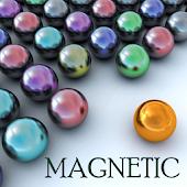 """Magnetic balls"" ads free"