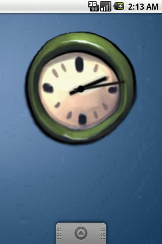 Buuf Clock Widget- screenshot