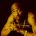 Tupac Shakur Live Wallpaper icon