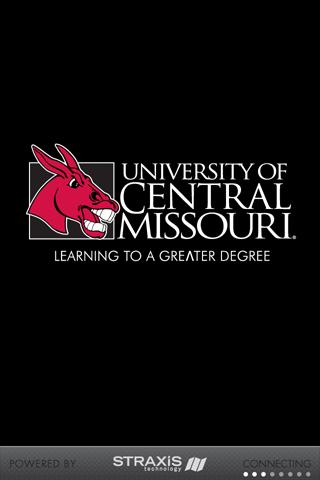 University of Central Missouri - screenshot