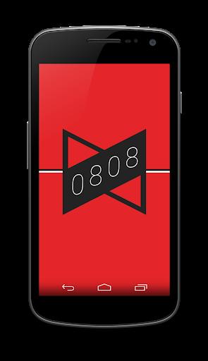 MKBHD Clock