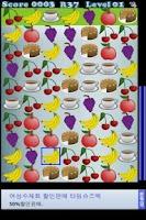 Screenshot of Jewelry game Food