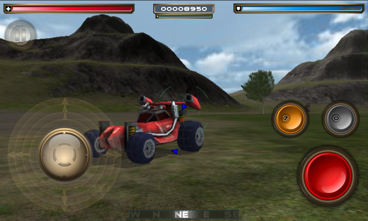 Скачать Tank Recon 2 для Андроид. Танк Рекон 2 - танковый симулятор на Android