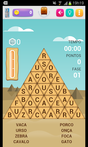 Coquetel Pirâmide
