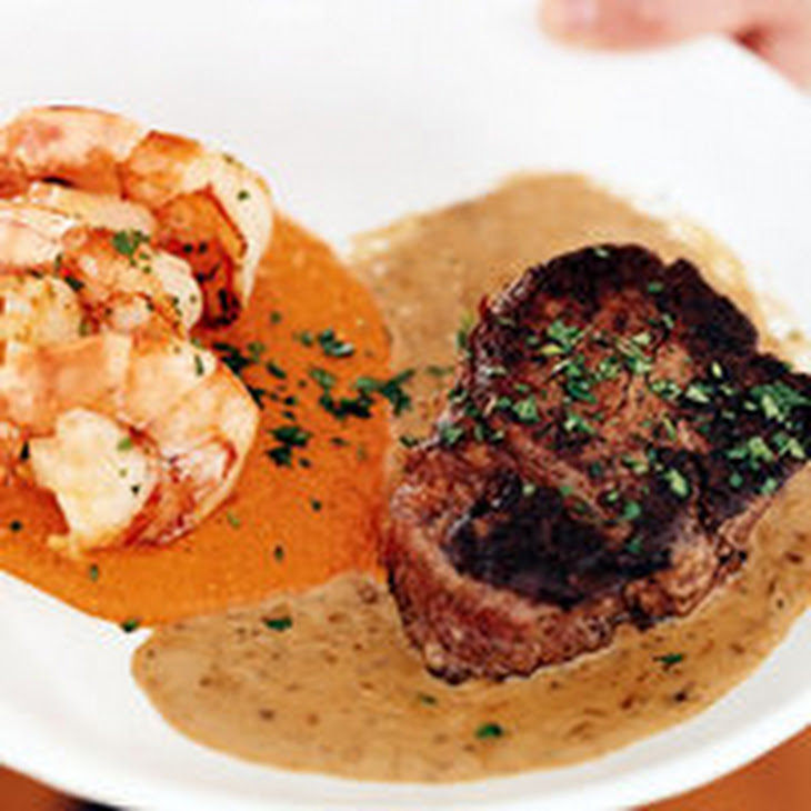 Spanish Surf 'N' Turf Recipe