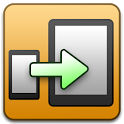 ScreenShare (tablet) icon