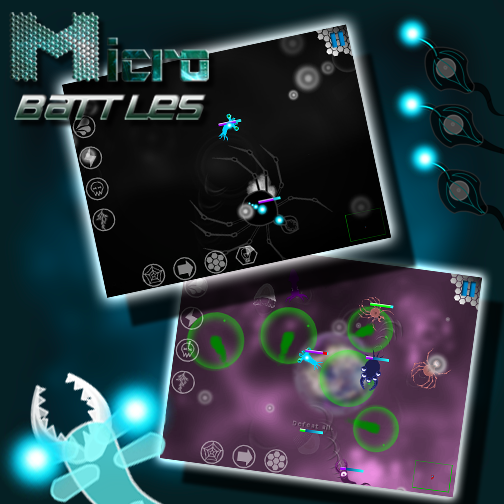 Angry Wars Micro Battles- screenshot