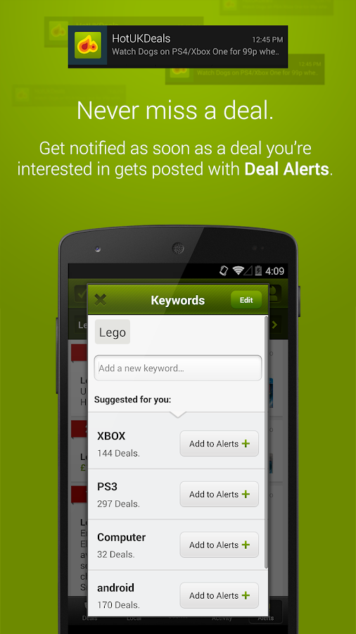 HotUKDeals - Official - screenshot