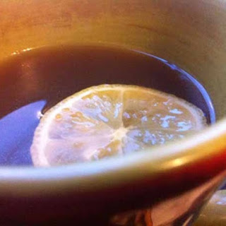 Spicy Ginger Hot Toddy