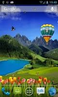 Screenshot of Mountain Live Wallpaper