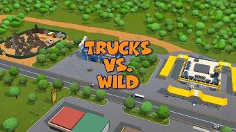 Chuck In Charge / Trucks Versus Wild