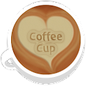 Coffee cup Go Adw Apex Theme icon