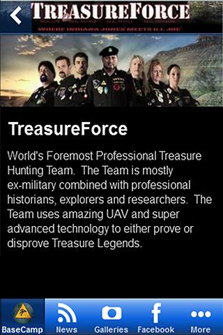Fortune Finder - TreasureForce