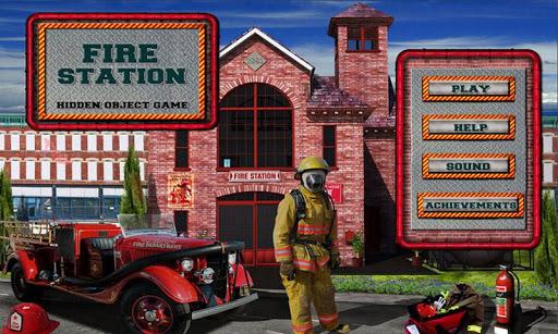 Fire Station - Hidden Objects