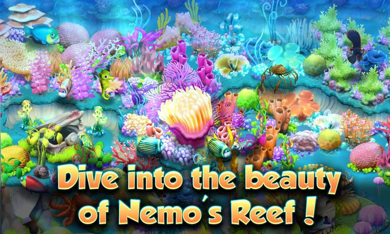 Nemo's Reef- screenshot