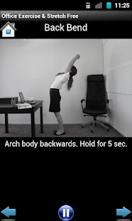 Office Exercise & Stretch FREE- screenshot thumbnail