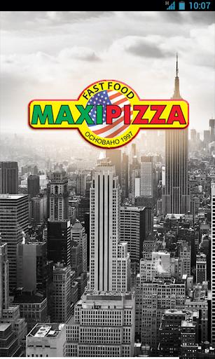 Maxipizza