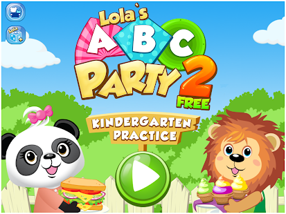 Lola's ABC Party 2 FREE- screenshot thumbnail