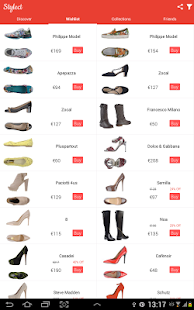 Stylect - Find amazing shoes - screenshot thumbnail