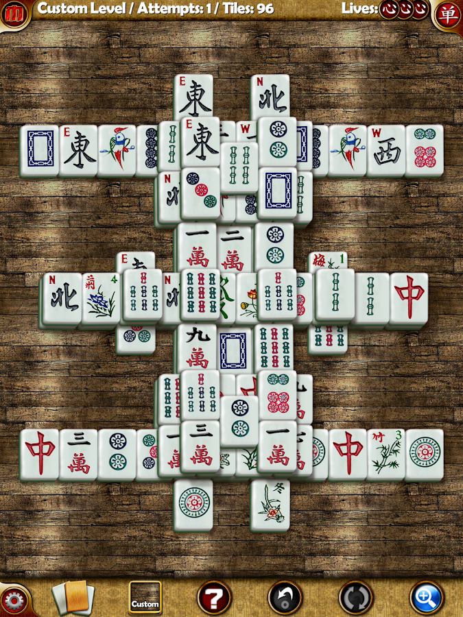 Random Mahjong - screenshot