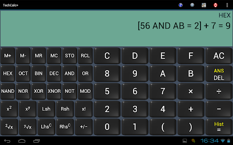 Scientific Calculator (adfree) v3.4.2