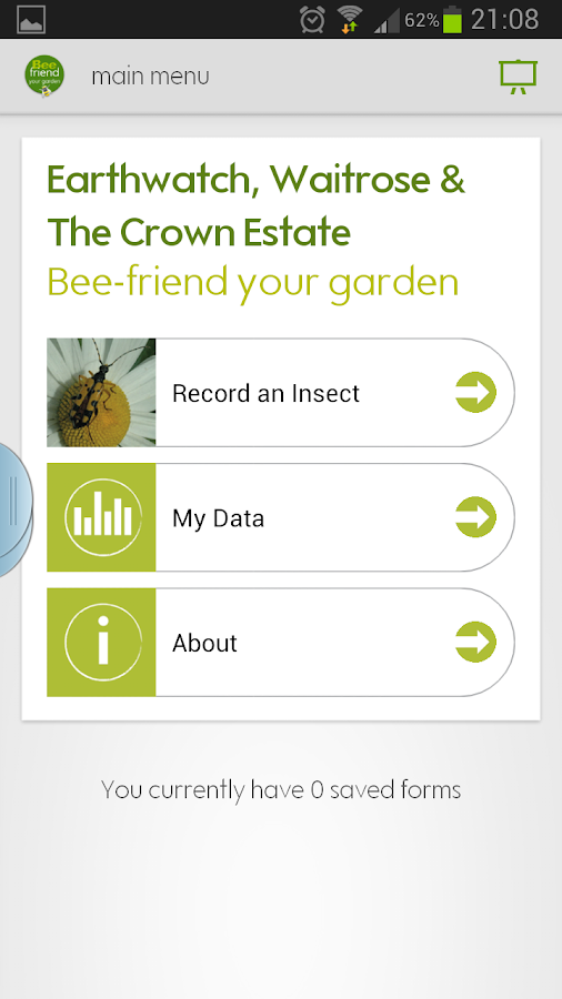 Bee-friend your garden- screenshot