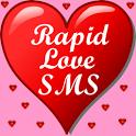 Rapid Love SMS - LITE icon