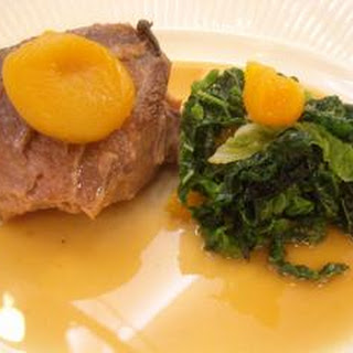 Pork with Dried Apricots Recipe