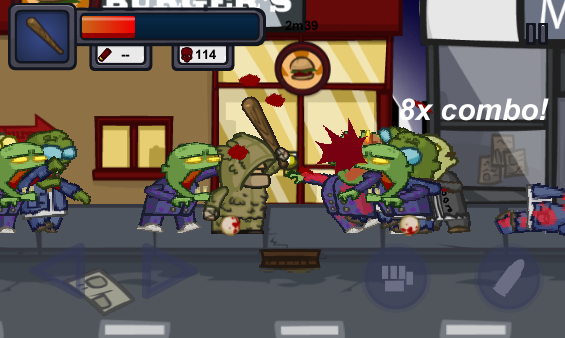 Zombie Way- screenshot