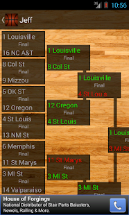 Bracket Tracker- screenshot thumbnail