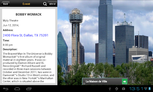 MyClickUrban - screenshot thumbnail