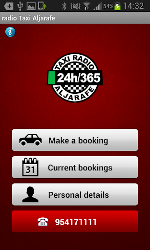 Radio Taxi Aljarafe