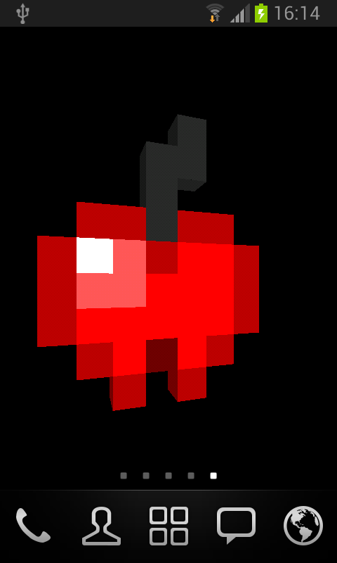 Voxel Craft Live Wallpaper - Android Apps on Google Play