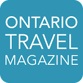 Ontario Travel Magazine Tablet