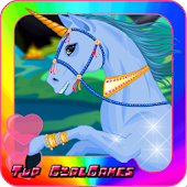 Amazing Unicorn Dress Up Game
