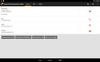 Screenshot of seeker